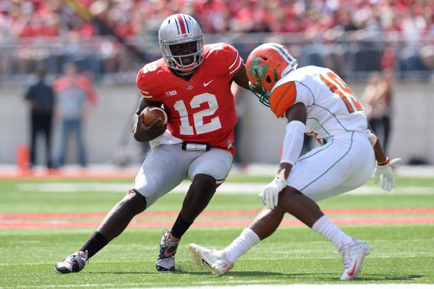 Why Ohio State's Backup QB Could Be the Most Important Player in the Big Ten