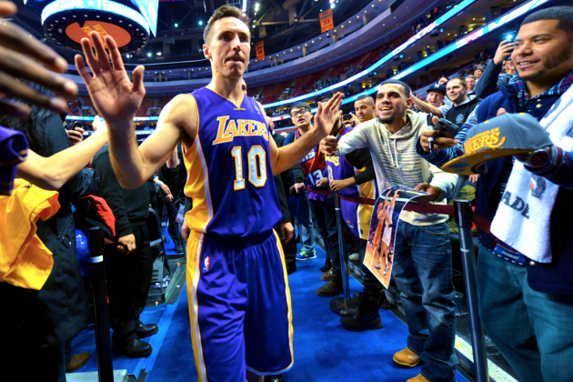 Rather Than Trying to Shame Steve Nash into Retirement, Celebrate His Resolve