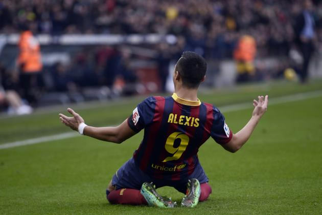 Why Alexis Sanchez Has Been the Biggest Surprise for Barcelona This Season