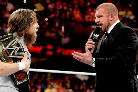 Daniel Bryan Is Better Suited for Feud with Triple H Than CM Punk