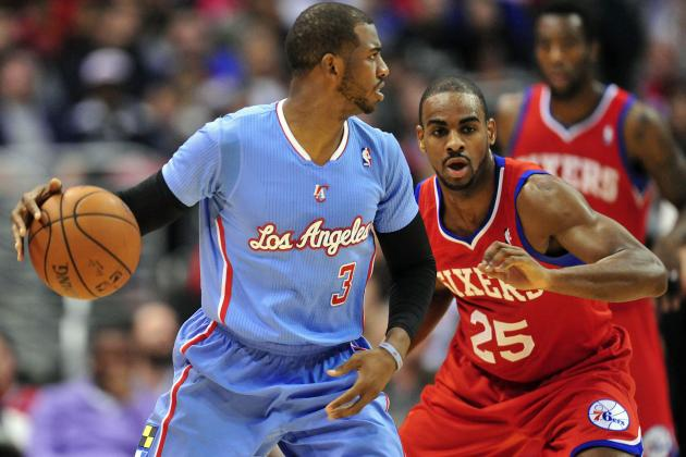LA Clippers Outscore Philadelphia 76ers by Whopping 31 Points in First Quarter