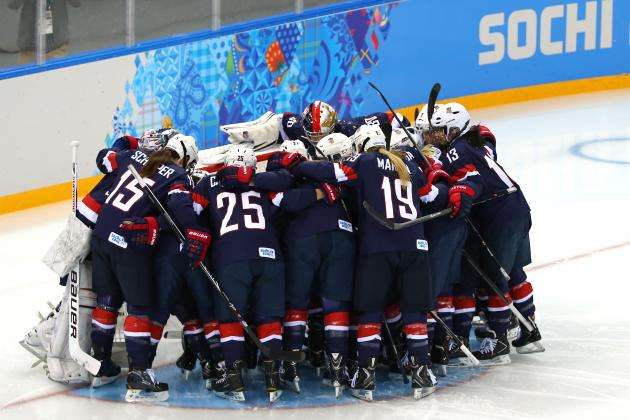 Olympic Hockey 2014: Schedule, TV Info, Team Predictions for Day 3
