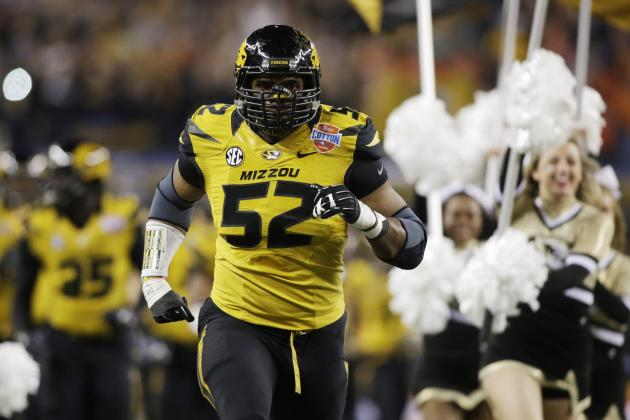 Analyzing Draft Stock for Missouri DE Michael Sam