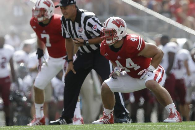 Chris Borland Scouting Report: NFL Outlook for Wisconsin Inside Linebacker