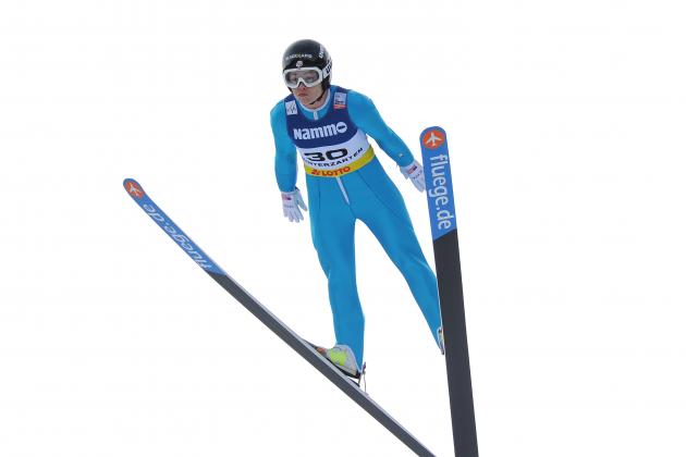 Lindsey Van Finally Can Fly as Women's Ski Jumping Makes Olympic Debut