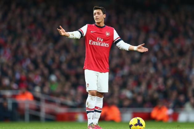 Assessing Mesut Ozil's Contribution for Arsenal so Far