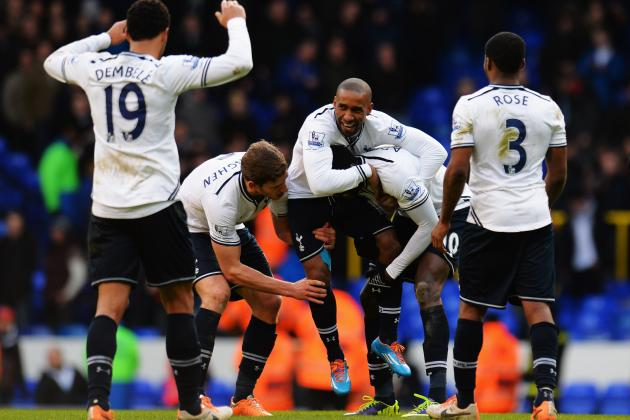 Tottenham Hotspur: Victory over Everton Encapsulates Improbable Run at Top 4