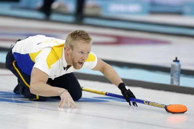 Curling Men's and Women's Round-Robin Results from Day 3 of Olympics 2014