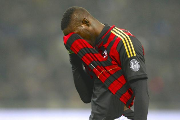 Mario Balotelli's Tears with AC Milan Are a Measure of Maturing Striker