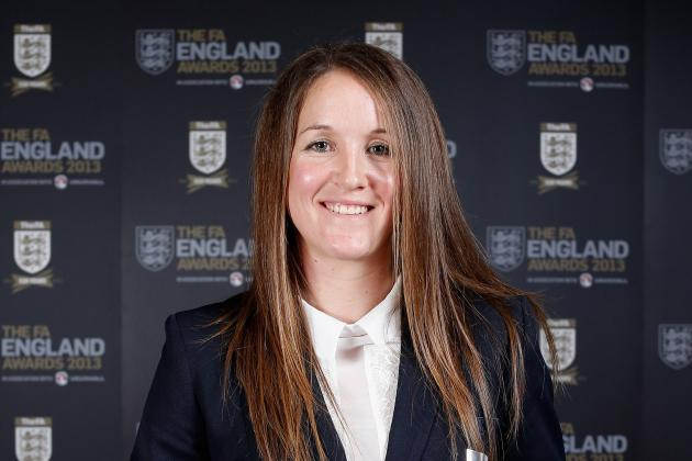 Women's English Football Captain Casey Stoney Publicly Announces She Is Gay