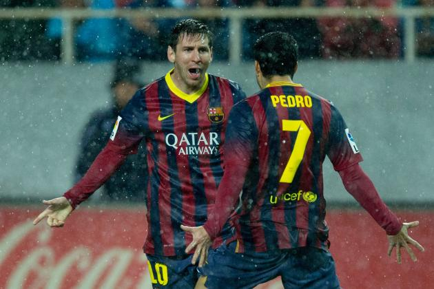 How La Liga Could Be Settled by Lionel Messi vs. Cristiano Ronaldo Shootout