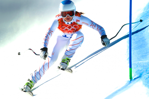 Olympic Alpine Skiing 2014: Live Results, Analysis of Women's Super Combined