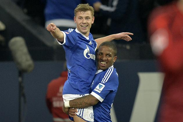 Winning Run Proves Schalke Need Farfan More Than Arsenal Target Draxler