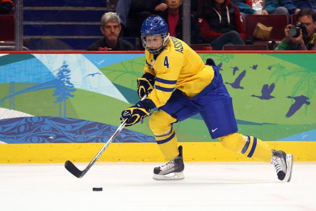 Olympic Hockey Schedule 2014: TV Info, Live Stream and Day 4 Preview