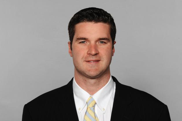 Report: Texans Hire Brian Gaine