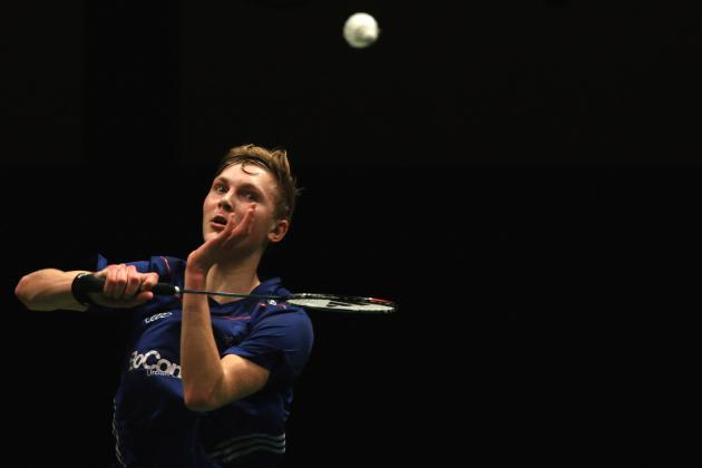European Team Championships Badminton 2014: TV Schedule, Live Stream and More