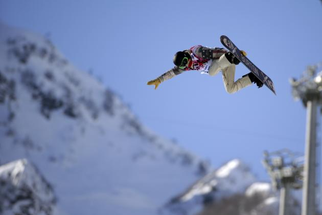 Olympic Snowboarding 2014: Schedule, TV Info, Team Medal Predictions for Day 4