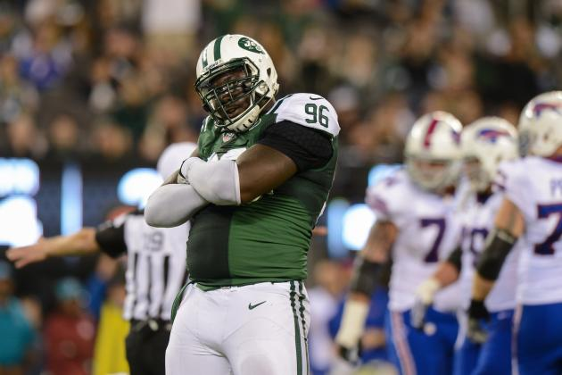 Why the New York Jets Absolutely Must Extend Muhammad Wilkerson