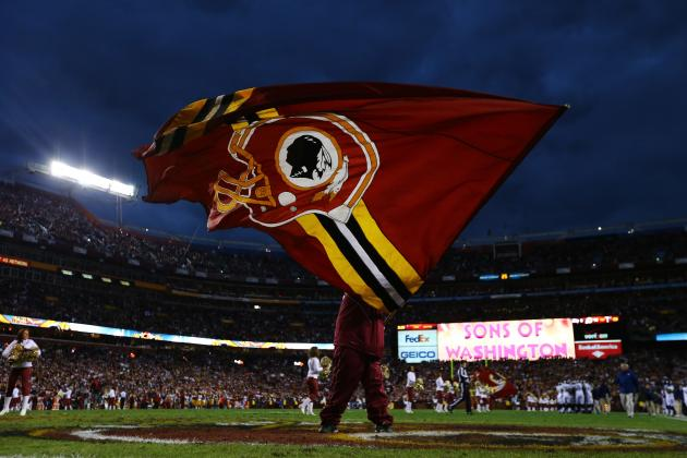 Congressmen Send Letter to Roger Goodell Requesting Change of 'Redskins' Name