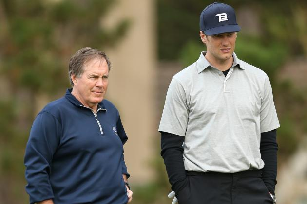Brady: Special Day with Belichick at Pebble