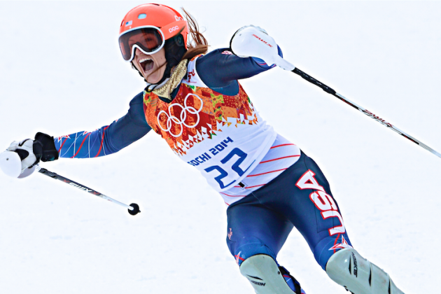 Julia Mancuso's Super Combined Bronze Must Feel Like Bittersweet Success