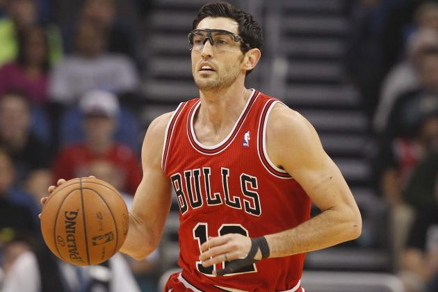 Kirk Hinrich Grows More Confident About His Shot