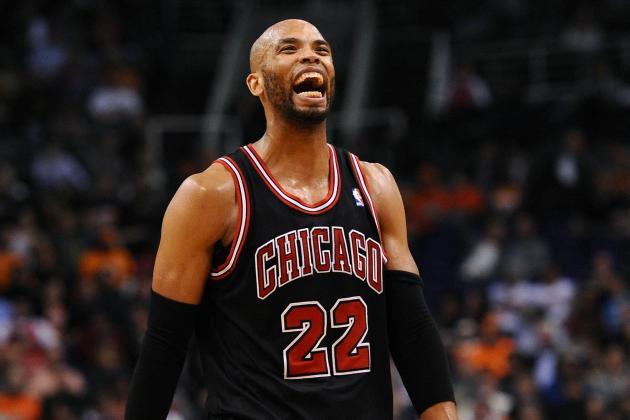 Bulls' Gibson a Hallmark of Consistency in Career-Best Season