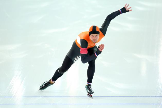 Olympic Speedskating 2014: Live Results and Analysis of Men's 500 Meters
