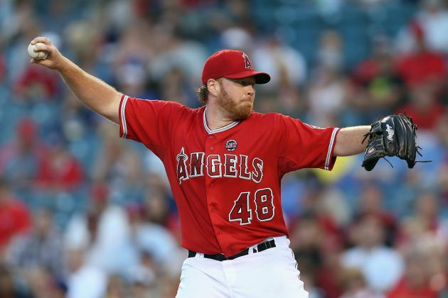 Report: Rangers to Sign RHP Tommy Hanson