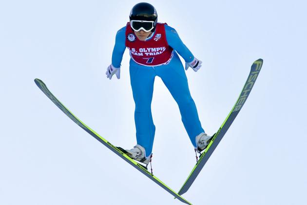 Women's Normal Hill Ski Jumping Olympics 2014: Potential Stars in Debut Event