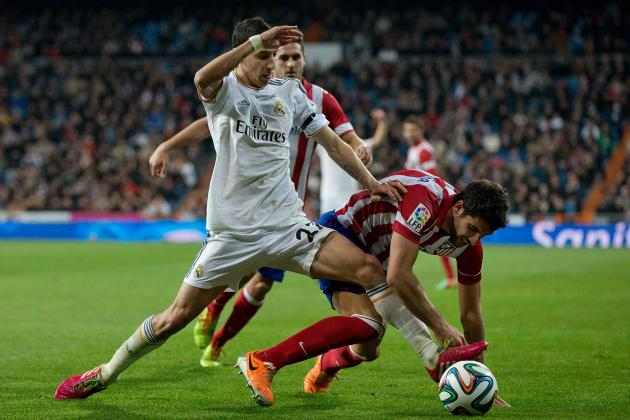 Tactical Battles That Will Shape Atletico Madrid's Clash with Real Madrid