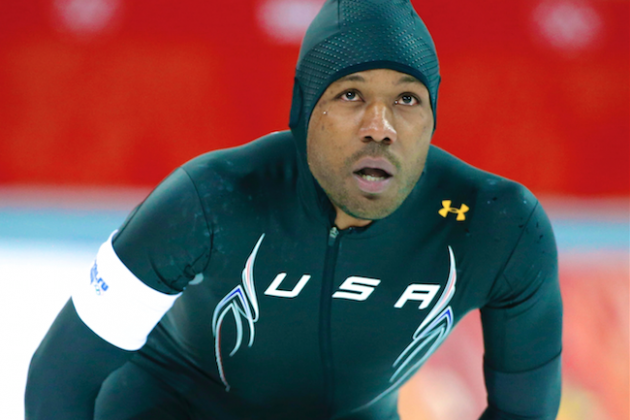 Shani Davis Fails to Medal in Men's 500-Meter Final at Sochi 2014 Olympics