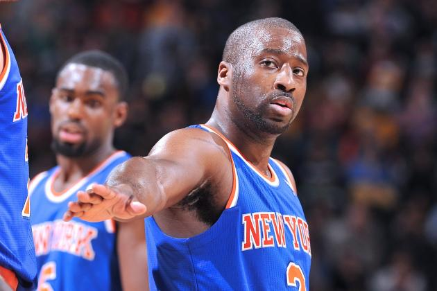 Anonymous Executive Calls Raymond Felton 'Worst Starting Point Guard in the NBA'