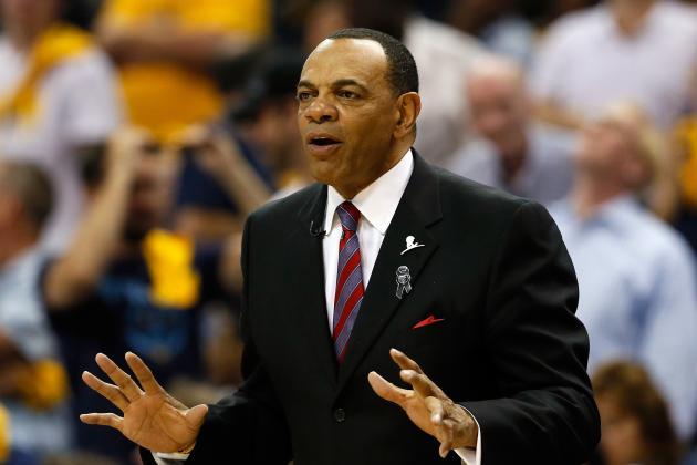 Lionel Hollins Would Make Perfect Sense as Detroit Pistons' Next Coach