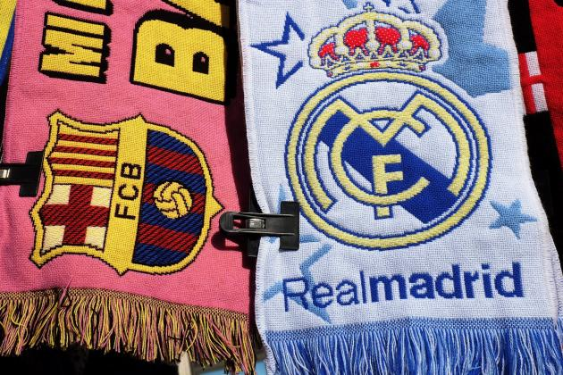 La Liga to Benefit, but Only Slightly, as Madrid & Barcelona TV Money Pared Back