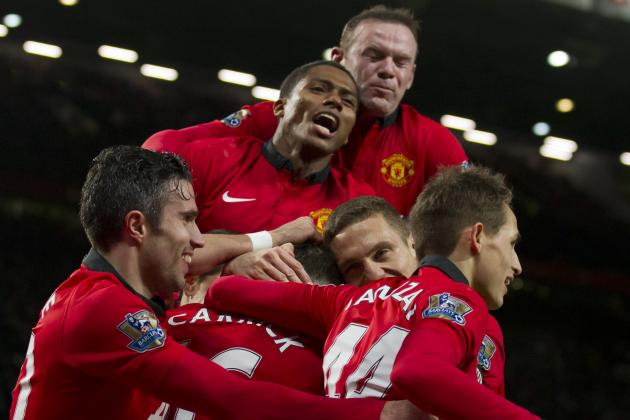 The Areas Manchester United Must Fix Now to Secure a Top-Four Finish