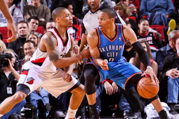 Damian Lillard: Chris Paul, Russell Westbrook Favorite Point Guards to Face