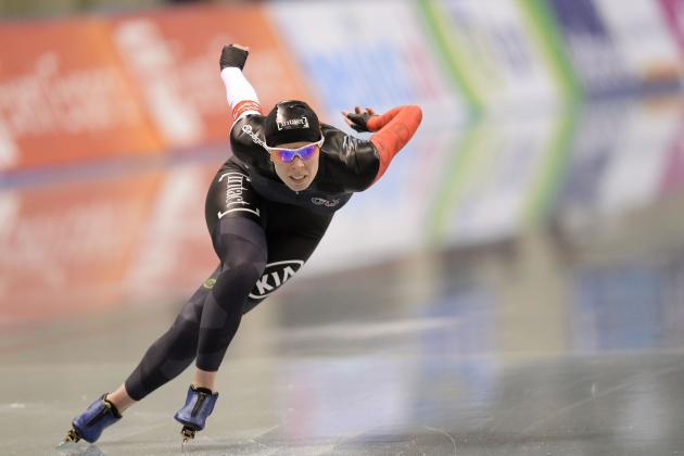 Canada Olympic Speedskating 2014: Team's Best Shots to Medal at Sochi