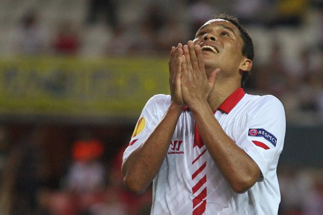 Scouting Report: Is Sevilla's Carlos Bacca One of La Liga's Best Strikers?