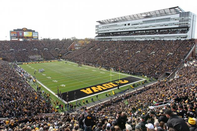Hawkeyes Finish No. 23 in Attendance