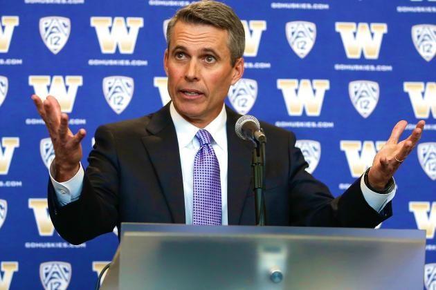 Chris Petersen Facing Tough Challenges in Rebuilding Washington Program