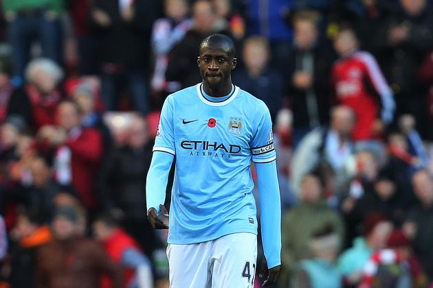 Manchester City's Yaya Toure Escapes FA Ban, Twitter Responds