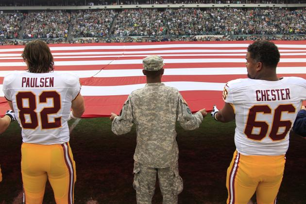 Despite New Calls from Congress, Washington Redskins Shouldn't Change Their Name