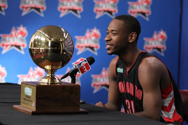 NBA Slam Dunk Contest 2014: Ranking Top Contenders in Loaded Lineup