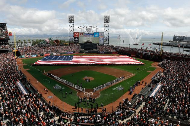 Vegas Favors Giants Over A's in 2014