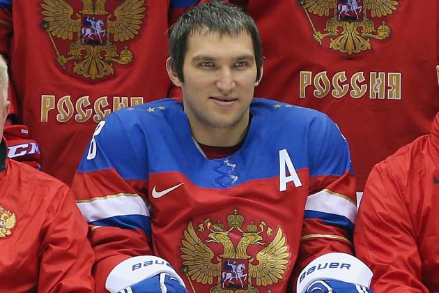 How Will Intense Pressure in Sochi Affect Alex Ovechkin?