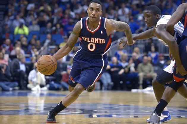 Why Atlanta Hawks Need Jeff Teague to Step It Up in the 2nd Half