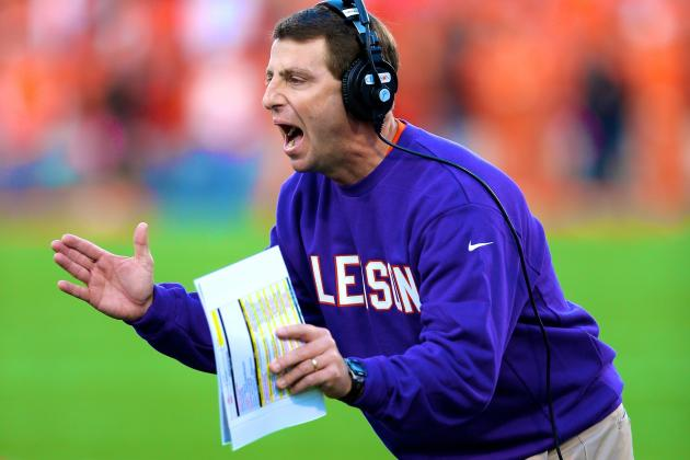 Clemson Football: Why Dabo Swinney's Selflessness Has Stabilized Tigers' Staff
