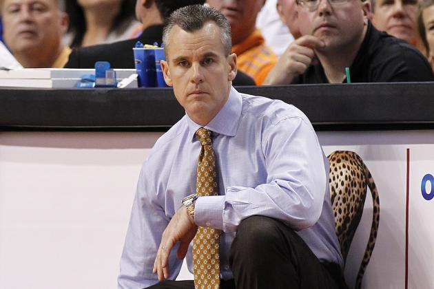 Gators Coach Billy Donovan Said Marcus Smart's Meltdown