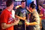 Gronk's Rehab Shifts... to Fort Myers Bar